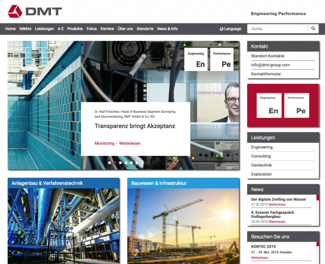DMT GmbH & Co. KG (a company of TÜV NORD GROUP)