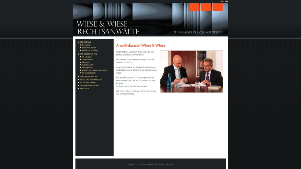 Wiese und Wiese Rechtsanwälte
