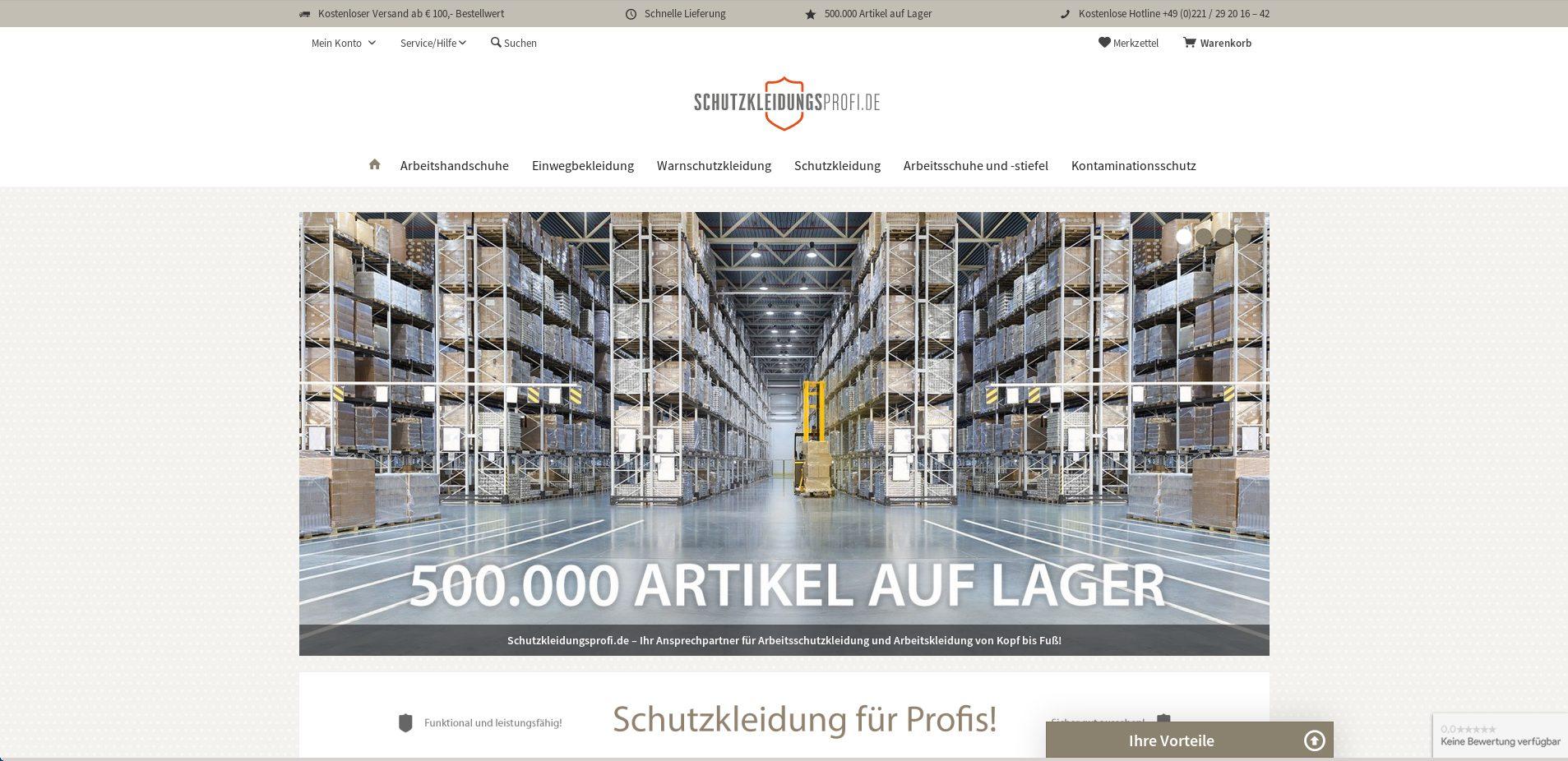 schutzkleidungsprofi.de